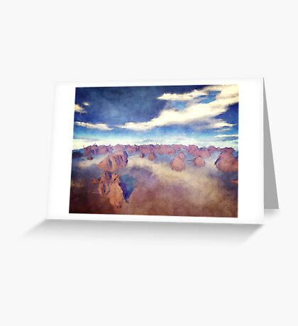 Islands of The Earth Greeting Card
