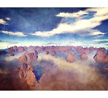 Islands of The Earth Photographic Print