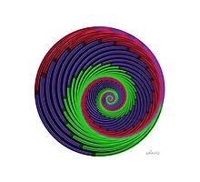 sdd Circle Fractal Mandala 4C by mandalafractal