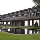 Simon Fraser University, Burnaby, BC by satsumagirl