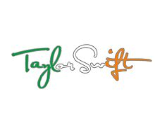 Taylor Swift Ireland Tour by Niino