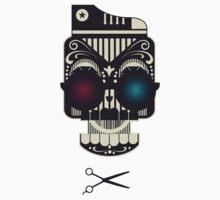 Barber Skull by iRoNDesign