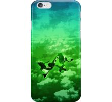 Meteo Rayquaza iPhone Case/Skin