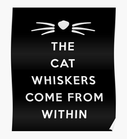 WHISKERS II Poster