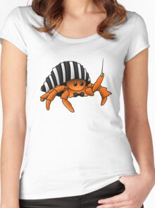 """Julian The Conductor? Oo"""" Women's Fitted Scoop T-Shirt"""