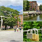 Aarhus canal  by freshairbaloon
