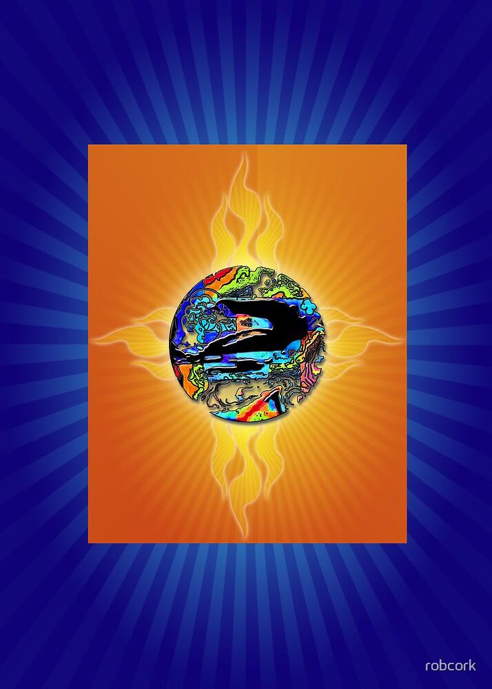 Spirit of Hendrix by robcork
