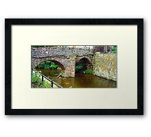 Alyth Bridge Framed Print
