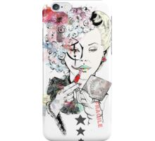 Mask of Perfection iPhone Case/Skin