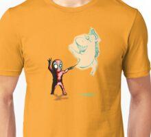 Deadspecto Pooltronum! Unisex T-Shirt