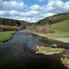 Tweed View at Manor Brig by photobymdavey