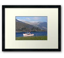 Snowdonia National Park Framed Print