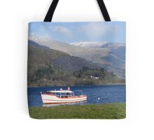 Snowdonia National Park Tote Bag