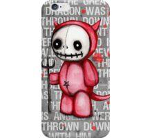 Devil Doll iPhone Case/Skin