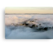 Mystery World - Mount Barker Canvas Print