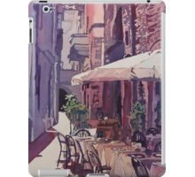 Lucca Cafe iPad Case/Skin