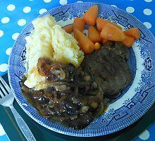 Lean Fillet Steak - The Slimmer's Friend by BlueMoonRose
