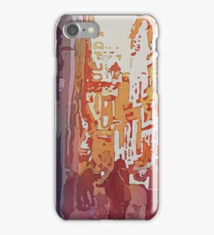 Florence Bikers  iPhone Case/Skin