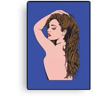 Cheryl Fernandez Versini Canvas Print