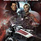 Battlestar Galactica by redmenace