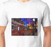 Red Car Trolley Unisex T-Shirt