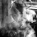 Steam Train, Minehead by planetloco