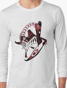 Haida Azhdarchid Long Sleeve T-Shirt