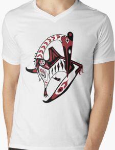 Haida Azhdarchid Mens V-Neck T-Shirt