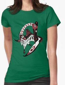 Haida Azhdarchid Womens Fitted T-Shirt