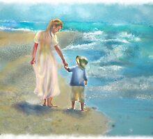 ChdGrpMothersDay    Mother and Child by Sandra Guzman