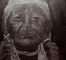 Medicine Man by Maureen Bloesch