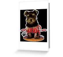 Dogs I Greeting Card