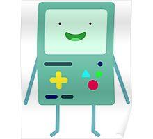 Bemo Adventure Time Poster