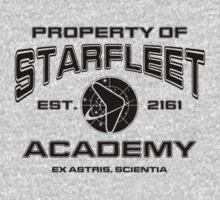 Starfleet Academy by ianscott76