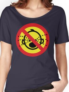 NO Cry Babies Sign Women's Relaxed Fit T-Shirt
