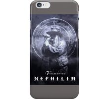 Fields of the Nephilim iPhone Case/Skin