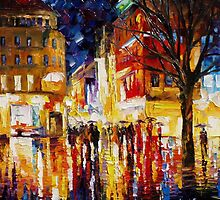 Way To Home — Buy Now Link - www.etsy.com/listing/157768857 by Leonid  Afremov