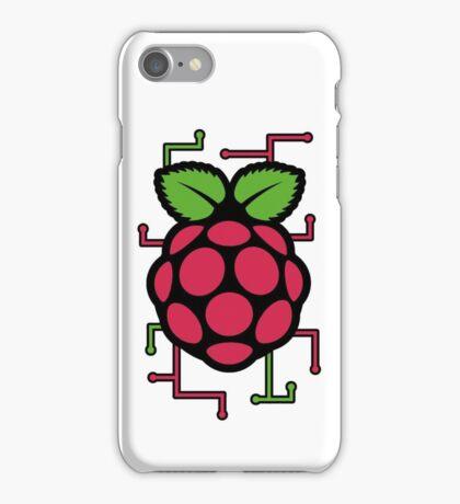 raspberry pi  iPhone Case/Skin