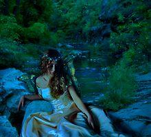 Midsummer Nights Dream by Jean Hildebrant