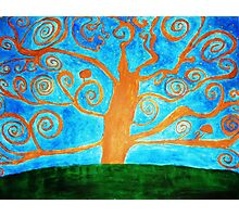 tree of vision Photographic Print