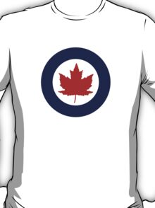 Roundel of the Royal Canadian Air Force, 1924-1968 T-Shirt