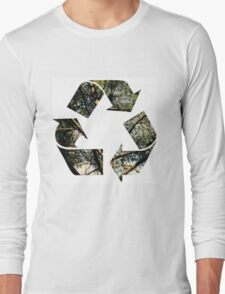 Ecology Long Sleeve T-Shirt