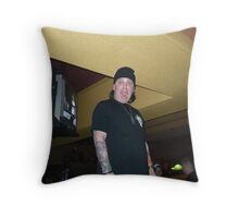 I 86ed You From The Bar Last Week!!! Throw Pillow