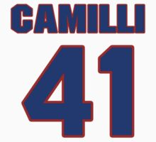 National baseball player Dolph Camilli jersey 41 by imsport