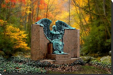 THE ANGEL OF DEATH VICTORIOUS by Randy Brown