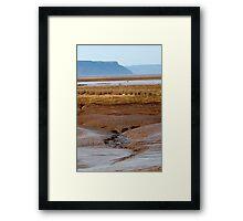 Cliffs Of Blomidon, NS Framed Print