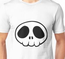 The World God Only Knows skull Unisex T-Shirt
