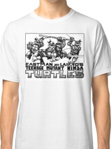 TMNT original Classic T-Shirt
