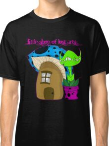Little Shop of Lost Arts Logo Classic T-Shirt