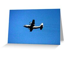 C-130 HERCULES Greeting Card